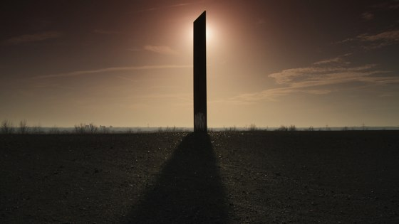 Richard Serra: Bramme für das Ruhrgebeit (Foto: COMKOM°)